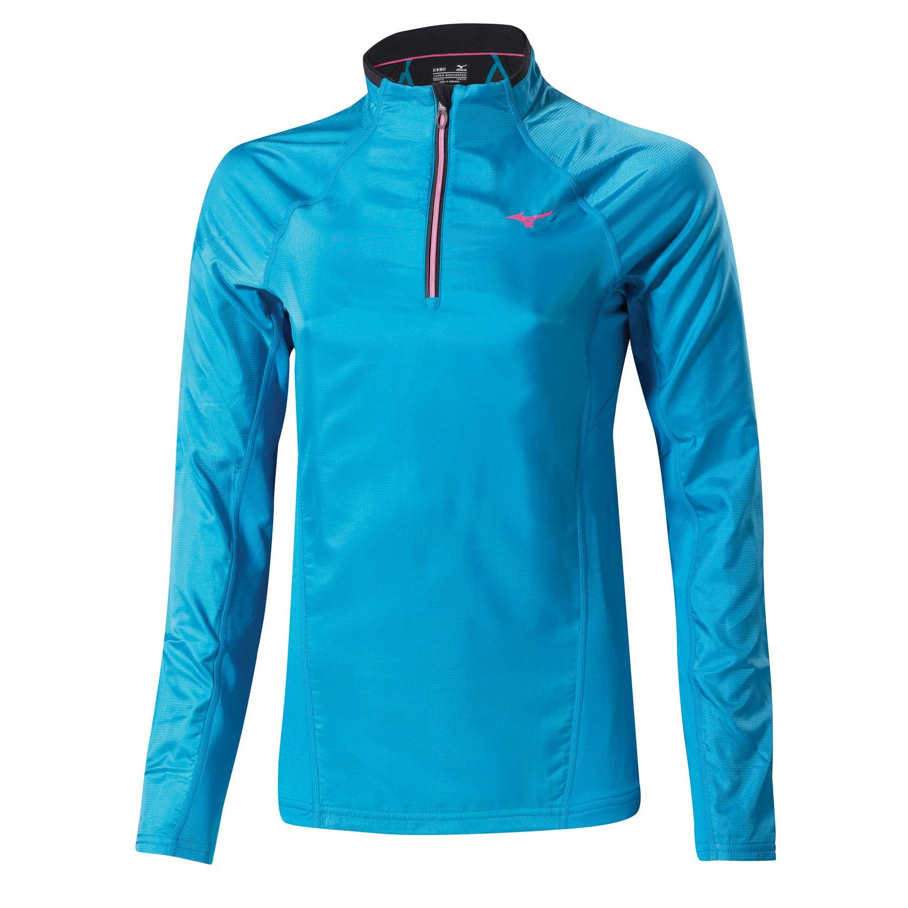 mizuno wind top w