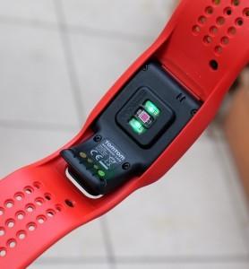 Runner cardio : son bracelet prend la fréquence cardiaque directement ai poignet