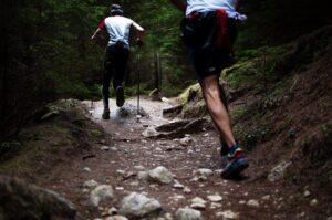 chaussures pour le trail